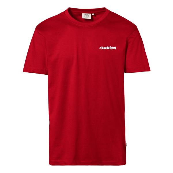 #TEAM TV Oyten T-Shirt Men Logo klein
