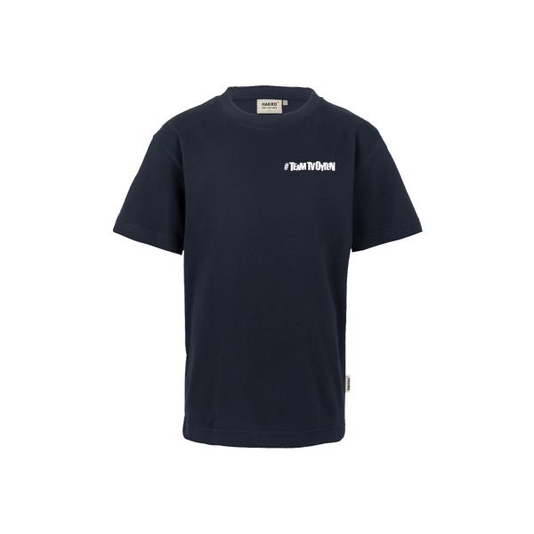 #TEAM TV Oyten T-Shirt Kids Logo klein