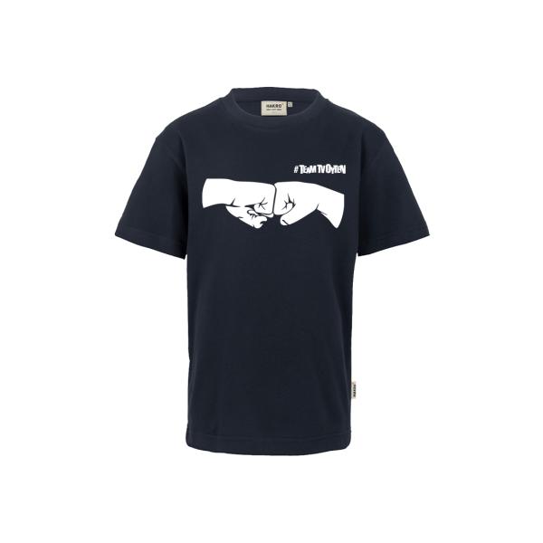 #TEAM TV Oyten T-Shirt Kids Logo Faust