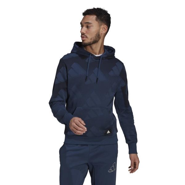 Adidas Allover Print Hoody